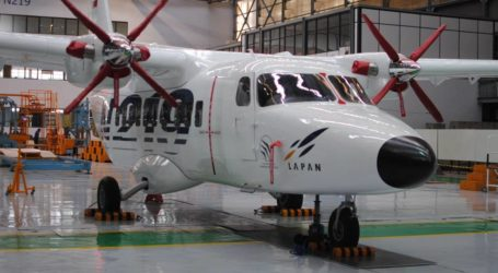 Lapan to Develop Amphibious Version of N219 Aircraft