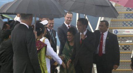 President Jokowi Leaves for Australia