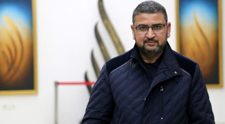 Hamas Leader Hails Turkish Support for Palestine Cause