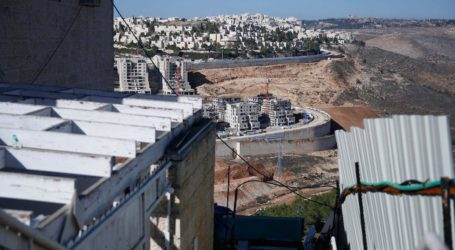 UK Condemns Israeli Plans to Build New Housing Units in West Bank Settlements