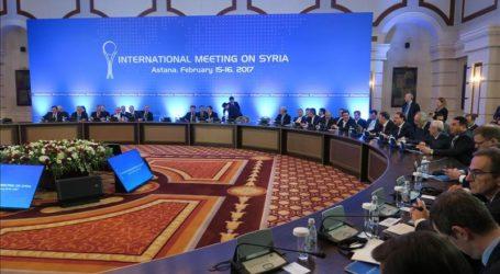 Turkey, Rusia, Iran Agree to Supervise Syria Truce