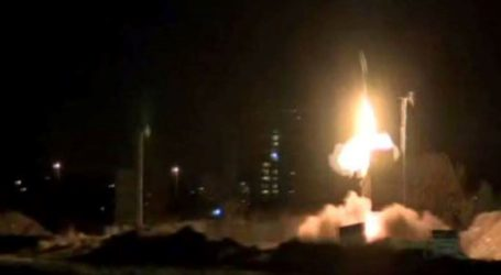 Multiple Rockets Fired Overnight towards Eilat