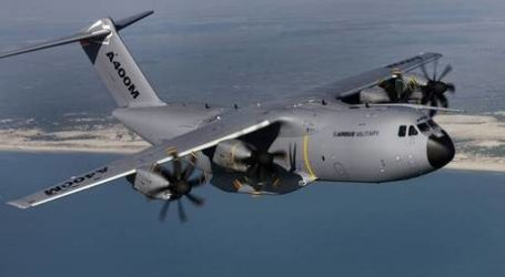 Airbus, Indonesian Industry to Discuss A400M Transport Aircraft Possibilities