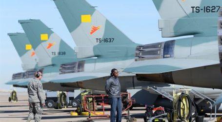 Jakarta Receives More Former USAF F-16 Block 25 Fighters