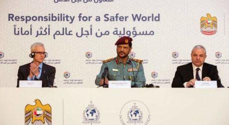 UAE Pledges €50 Million for Interpol to Counter Terrorism