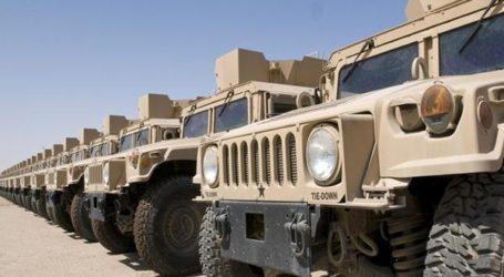 US Donates 24 Humvee Vehicles to Bosnia Army