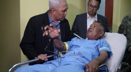 Three Malaysians Held Hostage in the Philippines Freed