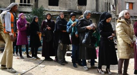 UNRWA Lauds EU Contribution to Palestinian Refugees in Syria