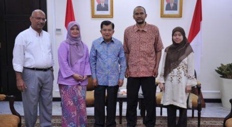 Indonesian Hospital`s Construction in Myanmar Should Finish in 2017, Says VP Kalla