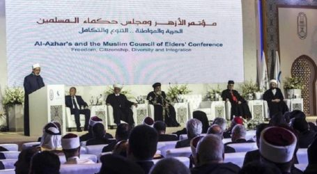 Christians, Muslim Join Hands against Terror in Egypt