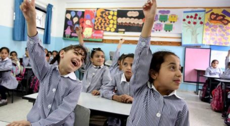 Gaza : Protest Steps to Be Launched against UNRWA Curriculum Changes