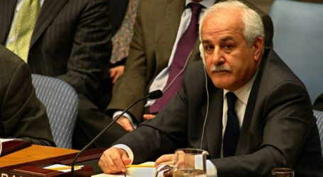Mansour : UN Member States Injecting Pro-Israel Intimidation
