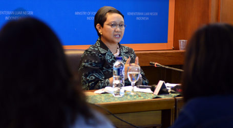 Indonesian FM Explains Significance of IORA Concord