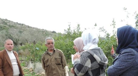 Palestinian Flora And Fauna Severely Damaged by Israel Sewage Disposal
