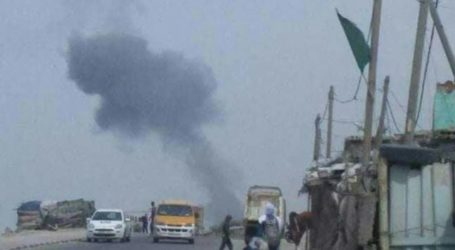Israeli Airstrikes Renewd on The Gaza Strip