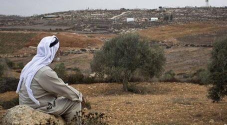 Israeli Notifications Endorse Conficsation of 69 Dunums in Qalqilia