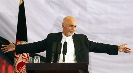President Ghani Leaves for State Visit to Australia, Singapore, and Indonesia