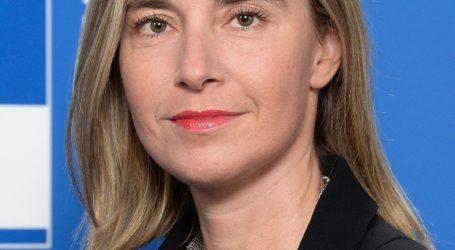 Mogherini : EU, Arab League Share Same Position on Jerusalem