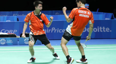 Indonesia Eyes One Title in BWF World Tour Finals in China