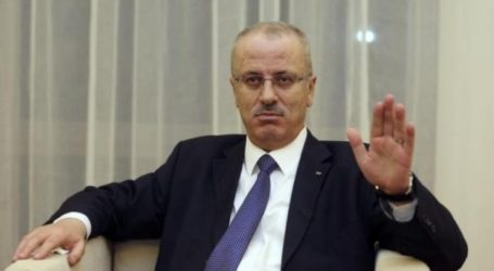 PM Hamdallah Concludes Official Visit to Gaza