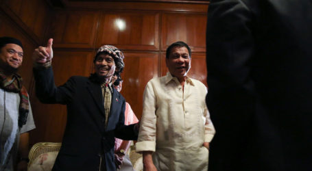 Philippine Government Set to Talk with MNLF in May