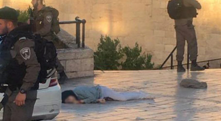 Palestinian Foreign Ministry Condemns Israel's Killing of Palestinian Girl in Jerusalem