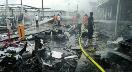 Car Bomb in Thailand's Muslim-Dominated South Wounds Dozens