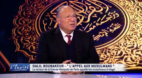 Paris Grand Mosque Welcomes Macron's Election
