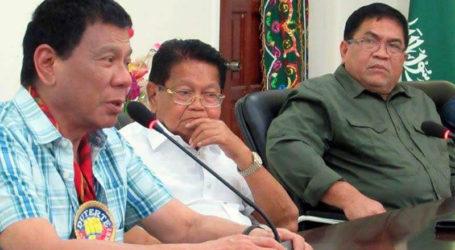 Palace Optimistic on Passage of Bangsamoro Basic Law