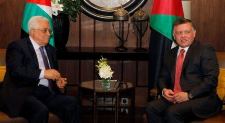Jordanian, Palestinian Leaders Urge Fresh Peace Talks
