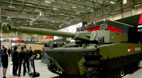 Turkish, Indonesian Tank Ready for Mass Production