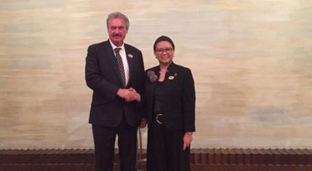 Luxembourg Supports Indonesia`s Candidacy in UN Security Council