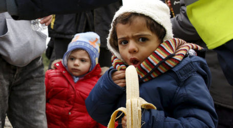 Five-Fold Increase in Number of Lone Child Refugees, UNICEF Says
