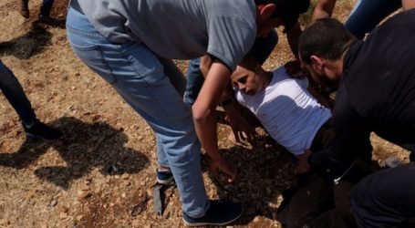 Palestinian Shot Dead during Solidarity March in Ramallah Village