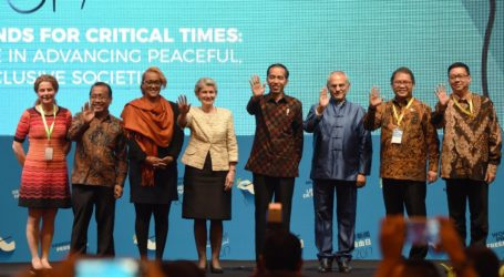 Jokowi Witnesses Handing Over of Guillermo Cano Award