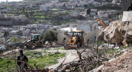 New Israeli Stop-Work Orders Issued in Salfit