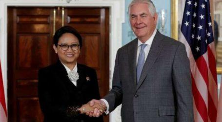 Marsudi, Tillerson Discuss Qatar Crisis over Phone