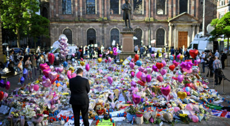 Anti-Muslim Hate Crime Rises after Manchester Bombing
