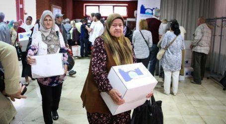 Turkish Aid Agency Sends Food Aid to Sarajevo