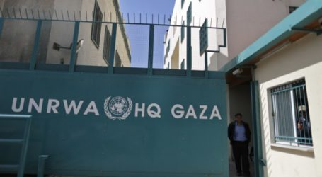 PLO Against Disbanding UNRWA