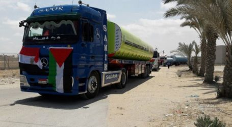 Egypt Allows Diesel Entry into Gaza Via Rafah Crossing