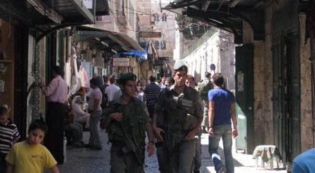 Israeli Police Close Shops In Occupied Jerusalem