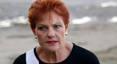 Australian Senator Pauline Hanson Wins Backing for Clearer Halal Labelling on Food