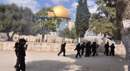 Europeans For Jerusalem Warns ofiIsrael's Practices In Holy City