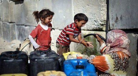 Israeli Authorities Cut Off Nablus Water Supply