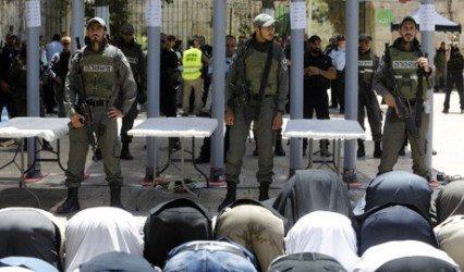 Indonesia Condemns Israel Over  al-Aqsa Mosque Imam's Shot