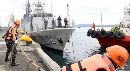 Philippines, Indonesia Kick off Joint Patrol