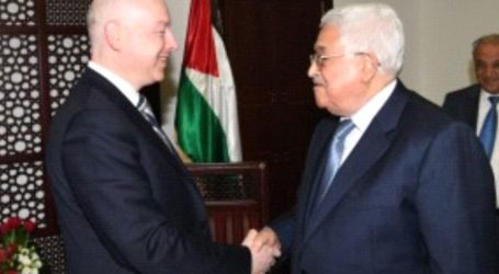 Palestinian, US Officials Meet to Revive Peace Process