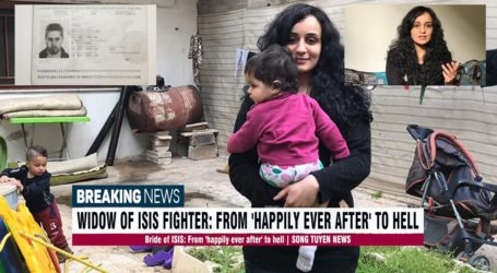 ISIS Fighters' Bride Reveals Horror of Life in the So-Called Caliphate