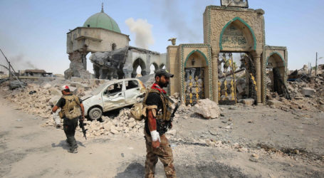Female Foreign Fighters Found in Mosul, Victory Celebrated in Baghdad
